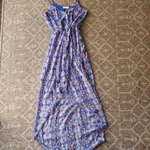 Lush: Bohemian long dress